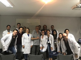 "Turma ""Point of Care"" 