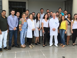 Turma Eco-doppler Vascular | Abril de 2018