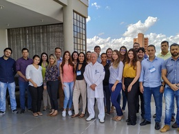 Turma Eco-doppler Vascular | Abril de 2019